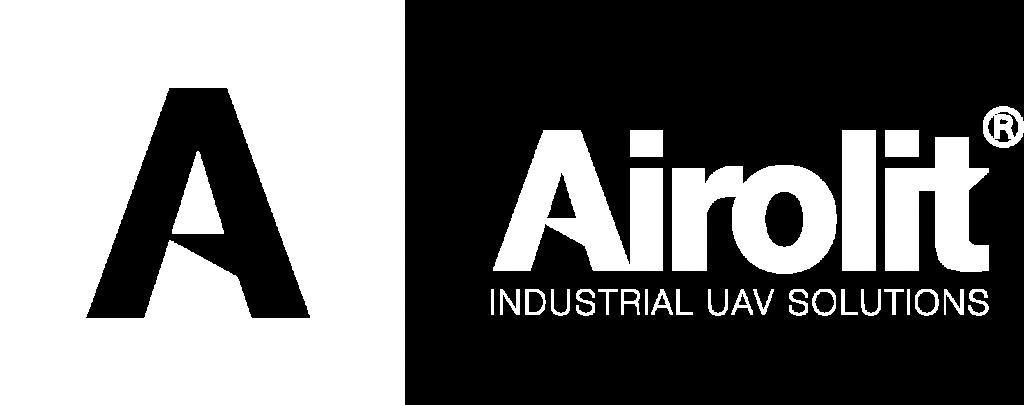 Airolit Logo white